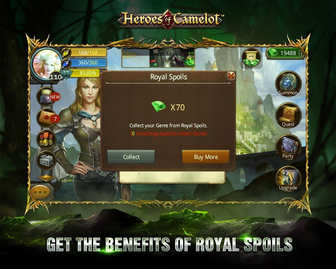 camelot board game instructions