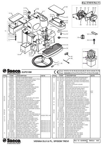 saeco intelia cleaning instructions