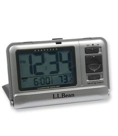 ice alarm clock instructions