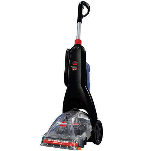 bissell readyclean powerbrush pet instructions