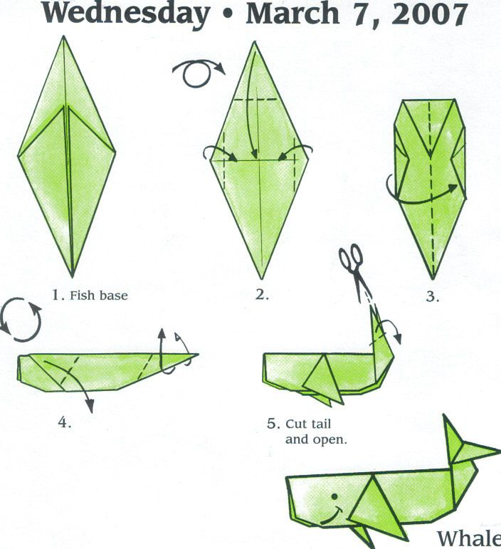 money origami owl folding instructions