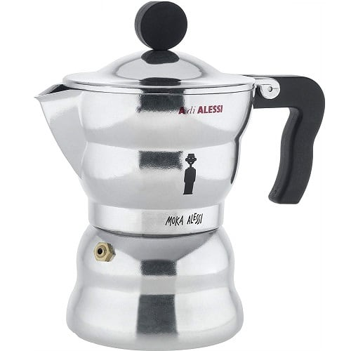 alessi coffee pot instructions