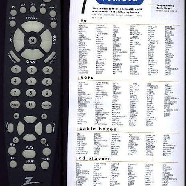 philips universal remote programming instructions cl034