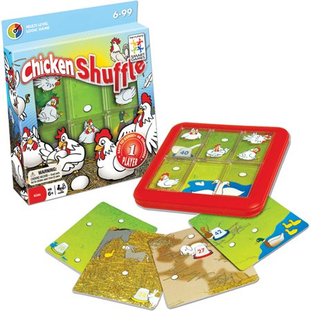 chicken shuffle game instructions