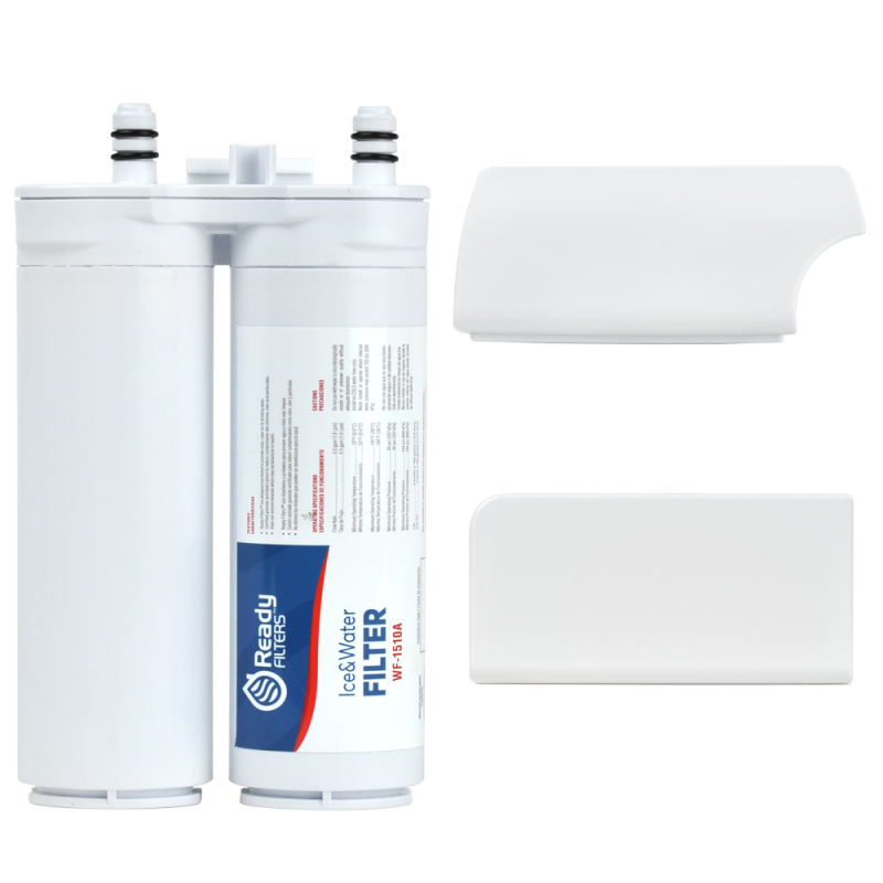 frigidaire water filter replacement instructions