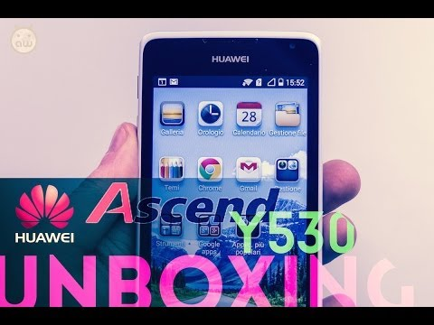 huawei ascend y530 smartphone instruction manual