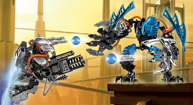 lego hero factory meltdown building instructions