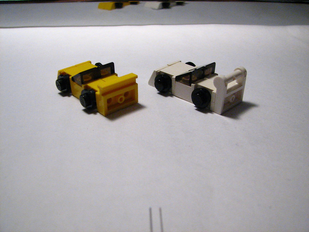 lego mini sports car instructions