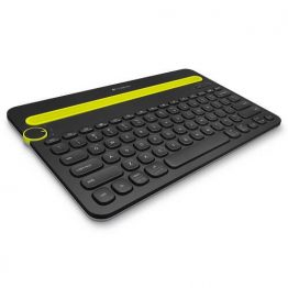logitech k480 multi-device wireless keyboard instructions