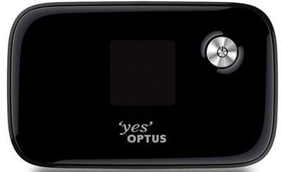 optus 4g wifi modem instructions
