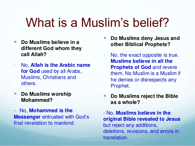 quran verses instruct muslims to read the bible